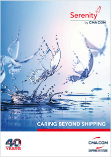 Brochure: Serenity by CMA CGM (Télécharger le PDF)