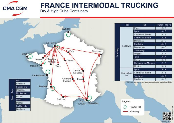 ILS intermodal trucking