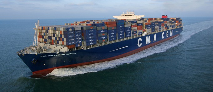 Cma cgm amerigo vespucci - Cma cgm france head office ...