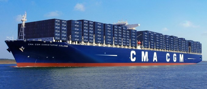 cma cgm christophe colomb. Black Bedroom Furniture Sets. Home Design Ideas