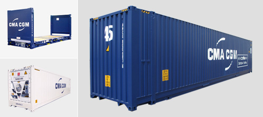 Container Transport Unit