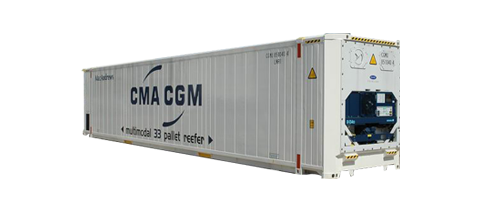 Conteneurs Reefer Amp Technologies Cma Cgm